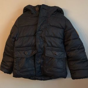 ABERCROMBIE KIDS winter puffer jacket